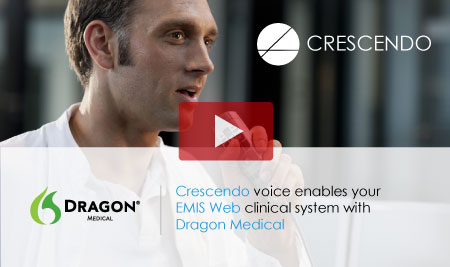 Thumbnail EMIS Web Dragon Speech Recognition